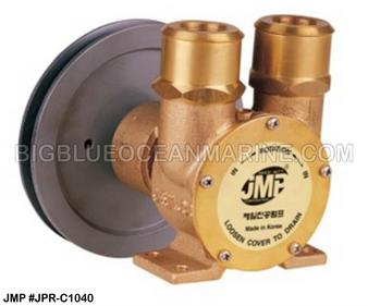 JMP #JPR-C1040 JMP CUMMINS / NORTHERN LIGHTS REPLACEMENT RAW WATER ENGINE COOLING PUMP