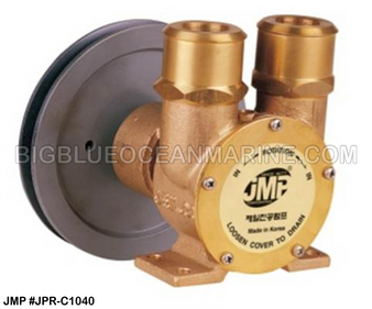 JMP #JPR-C1040 JMP CUMMINS / NORTHERN LIGHTS REPLACEMENT RAW WATER ENGINE COOLING PUMP