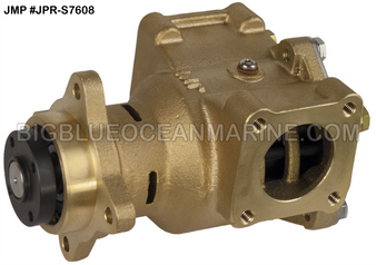 JMP #JPR-S7608 JMP CUMMINS REPLACEMENT RAW WATER ENGINE COOLING PUMP