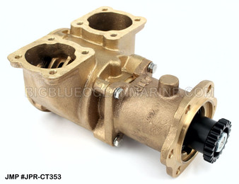 JPR-CT3530 JMP CATERPILLAR REPLACEMENT RAW WATER ENGINE COOLING PUMP