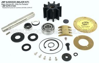 JSK0020 Major Service Kit for JMP Marine Pump #JPR-C1040