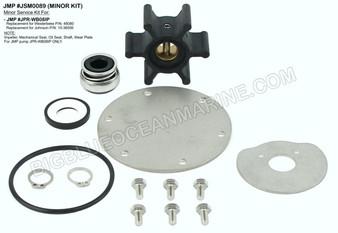 JSM0089 Minor Service Kit for JMP Marine Pump #JPR-WB08IP