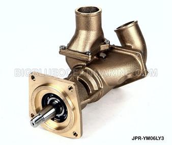 JMP #JPR-YM06LY3 JMP YANMAR REPLACEMENT RAW WATER ENGINE COOLING PUMP