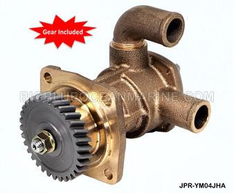 JMP #JPR-YM04JHA JMP YANMAR REPLACEMENT RAW WATER ENGINE COOLING PUMP