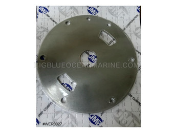 #WER0027 JMP Marine Cummins Engine Cooling Pump Wear Plate. Replaces Jabsco 15296-1000, Cummins 15296-6000