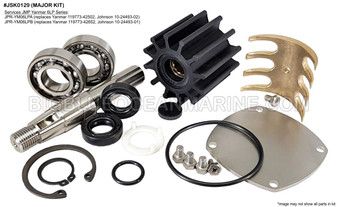 JSK0129 JMP Marine Yanmar Major Service Kit