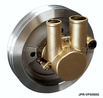 JMP #JPR-VP5090G JMP VOLVO PENTA REPLACEMENT RAW WATER ENGINE COOLING PUMP