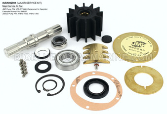 JSK002901 - MAJOR SERVICE KIT Services JPR-CT3306, CAT 5N9357