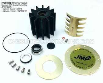 JSM0033 (MINOR SERVICE KIT) Service JMP Marine #JPR-SC50IF
