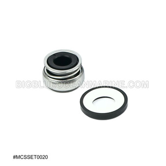 #MCSSET0020 JMP MARINE ENGINE COOLING RAW WATER PUMP MECHANICAL SEAL SET