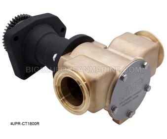 #JPR-CT1800R JMP Marine Caterpillar C18 Replacement Engine Cooling Pump Replaces Caterpillar (CAT) 3754703, Sherwood G2902X, G2902-01