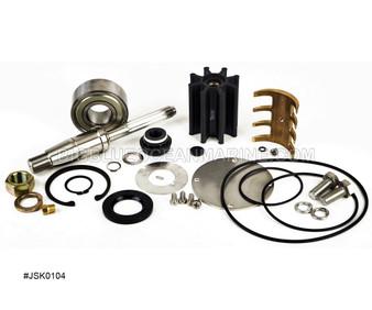 #JSK0104 - JMP MARINE MAJOR SERVICE KIT Services JPR-VP0090D JMP Marine Engine Cooling Seawater Pump Services Volvo Penta Pump 21380886, 3819485