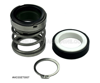 #MCSSET0007 JMP Marine Mechanical Seal Set Replaces Caterpillar (CAT) 3N5632 Replaces Detroit Diesel 8927573 Replaces Jabsco 96080-0371