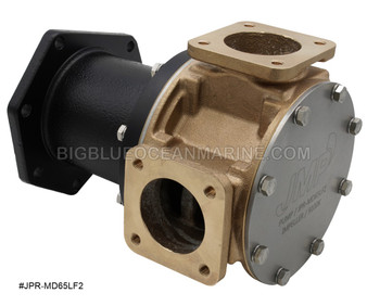 JPR-MD65LF2 JMP Marine Mitsubishi Engine Cooling Raw Water Pump with Built-In Cam Engine Models: S6B, S6A, S6R, S6R2
