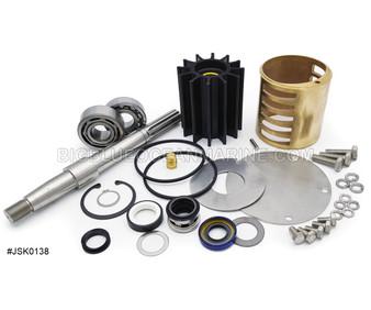 #JSK0138 JMP Marine Caterpillar C12 Engine Cooling Seawater Pump Major Service Parts Kit Replaces Sherwood 25148 Services Pump(s): Caterpillar 3596661, Sherwood G2904X