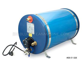 #08-01-026 Albin Pump Marine Premium Water Heater 12G 120V