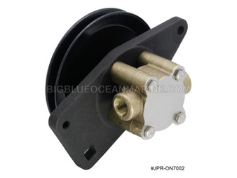 #JPR-ON7002 JMP Marine Cummins Onan Replacement Engine Cooling Seawater Pump Onan 132-0430, Sherwood G8002 Engine Models MDKBH, MDKBJ, MDKBW
