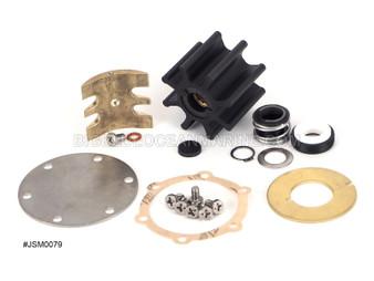 #JSM0079 JMP Marine Volvo Penta Engine Cooling Seawater Pump Minor Service Parts Kit. Services Volvo Penta 3838288, Johnson 10-24580-01