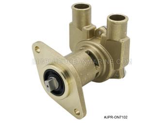 #JPR-ON7102 JMP Marine Cummins Onan Replacement Engine Cooling Seawater Pump. Cummins Onan 132-0459, Sherwood G702