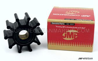JMP FLEXIBLE IMPELLER #7072-01 (Actual Impeller Image)