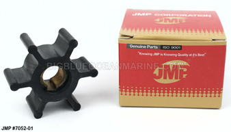 JMP FLEXIBLE IMPELLER #7052-01 (Actual Impeller Image)