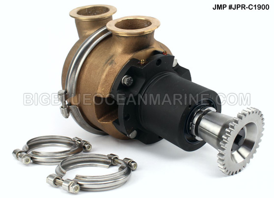 JMP #JPR-C1900 JMP CUMMINS REPLACEMENT RAW WATER ENGINE COOLING PUMP