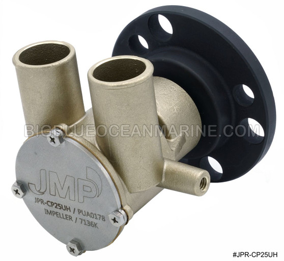 #JPR-CP25UH JMP MARINE CRANK MOUNTED RAW WATER PUMP