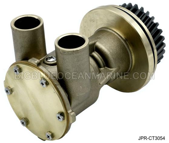 JPR-CT3054 JMP MARINE CATERPILLAR REPLACEMENT RAW WATER ENGINE COOLING PUMP