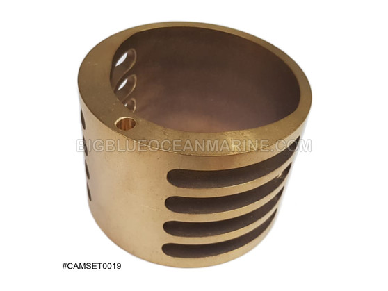 #CAMSET0019 JMP Marine Engine Cooling Pump Cam Set Liner Replaces Jabsco 18785-0000, Detroit Diesel 23502089