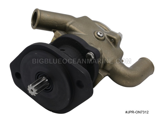 #JPR-ON7312 JMP Marine Cummins Onan Replacement Engine Cooling Seawater Pump Replaces Onan A032Y747, 132-0464, Sherwood G1012, G1009 Engine Models MDKDS, MDKDT, MDKDU, MDKBT, MDKBU