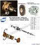 JMP JPR-C3800 & IMPELLER IMP002603 (Exploded View Parts Illustration)