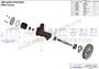 JMP #JPR-VP0030DA EXPLODED VIEW PARTS DIAGRAM