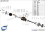 JMP #JPR-S7627 EXPLODED VIEW PARTS DIAGRAM