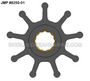 JMP FLEXIBLE IMPELLER #8250-01 (Illustrated Image)