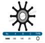 JMP FLEXIBLE IMPELLER #8406-01 (SPECS)