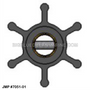 JMP FLEXIBLE IMPELLER #7051-01 (Illustrated Impeller Image)