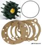 JMP FLEXIBLE IMPELLER #7300-01K (Actual Impeller Kit Image)