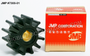 JMP FLEXIBLE IMPELLER #7300-01 (Actual Impeller Image with Box Packaging)