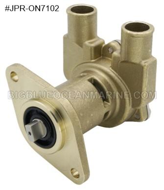 #JPR-ON7102 JMP Marine Cummins Onan Replacement Engine Cooling Seawater Pump