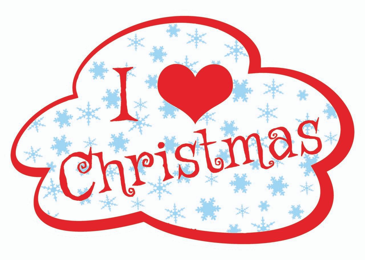 I Love Christmas.I Love Christmas