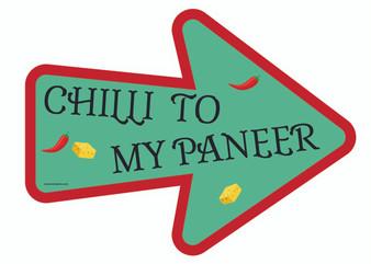 Chilli To My Paneer