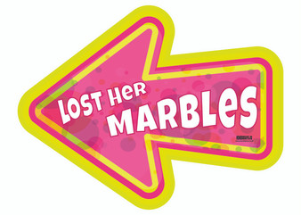 Lost Her Marbles
