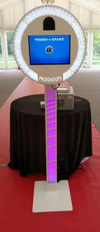 SLR Ring Light Booth