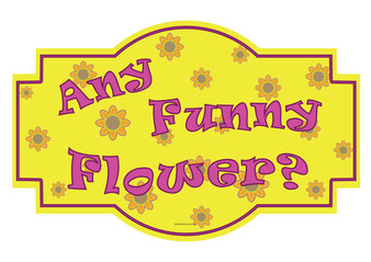Any Funny Flower
