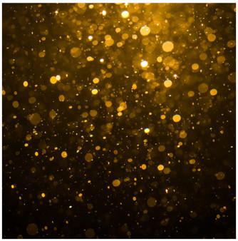 Gold Bokeh Backdrop