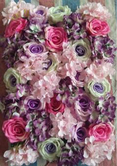 Flower Panels 60cm x 40cm
