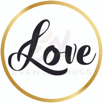 Love Prop Sign