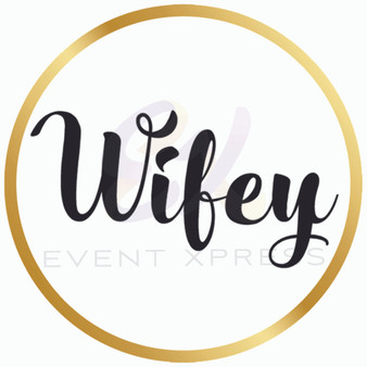 Wifey Prop Sign