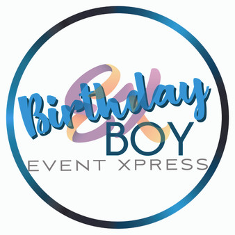 Birthday Boy Prop Sign