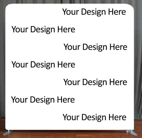 Custom Exhibition Backdrop Set
